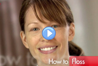 How to Floss Video.